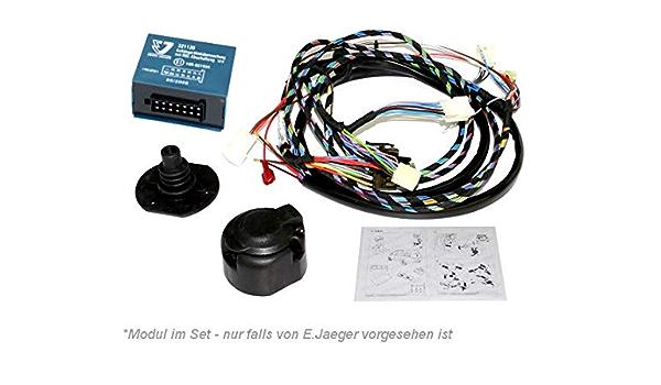 Erich Jaeger Fahrzeugspezifischer Elektrosatz 13 Polig Auto
