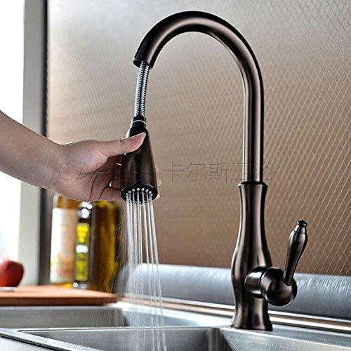 MangeooDrehhalterung aus Edelstahl Wassertank mit heißem Wasser und Edelstahl, braune Patina S 949 (Braunen-bad-handtücher)