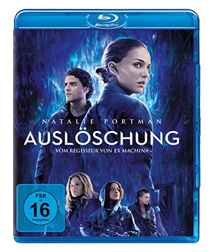 Auslöschung [Blu-ray] - Dvd-the Equalizer