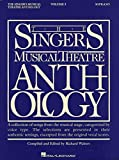 Singers Musical Theatre Anthology: Mezzo Soprano v. 3 (Singer's Musical Theatre Anthology (Songbooks))