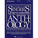 The Singer's Musical Theatre Anthology - Volume 3: Soprano Book Only (Singer's Musical Theatre Anthology (Songbooks))