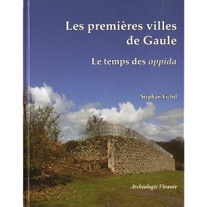 Les Premières villes de France. Le temps des oppida gaulois