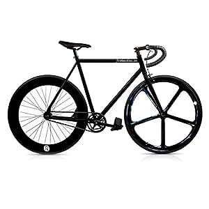 Bike Fix 5Black. Singlespeed Fixie/Single Speed. Size 53