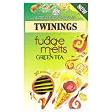 Best Twinings green tea - Twinings Fudge Melts Green Tea 20 per pack Review