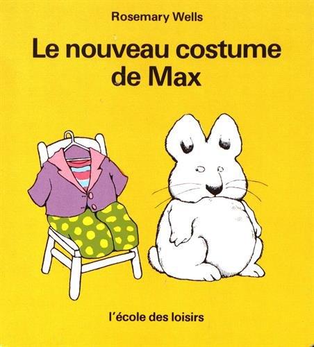 Le nouveau costume de Max