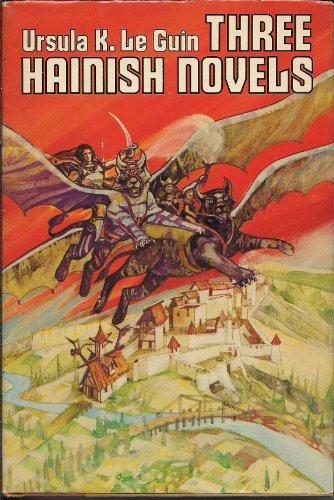Three Hainish Novels; Rocannon's World, Planet of Exile, City of Illusions