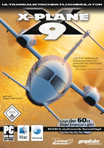 Graphic Simulations X - Plane 9 - [PC/Mac]