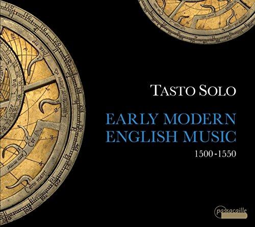 Preisvergleich Produktbild Early Modern English Music - Frühmoderne Klaviermusik aus England 1500-1550
