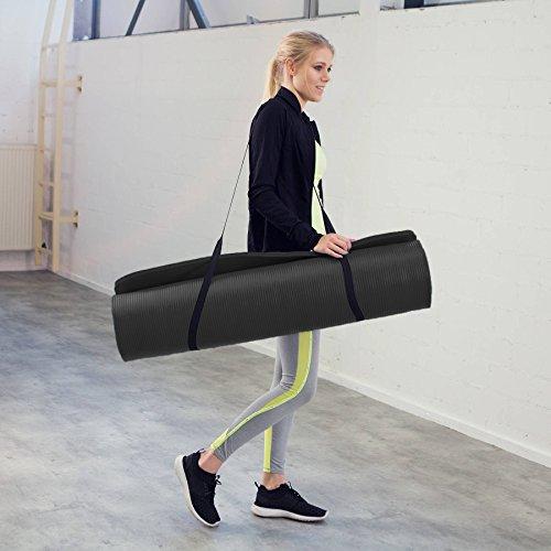 Zoom IMG-1 tectake tappetino yoga fitness tappeto