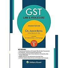 GST Law & Procedure