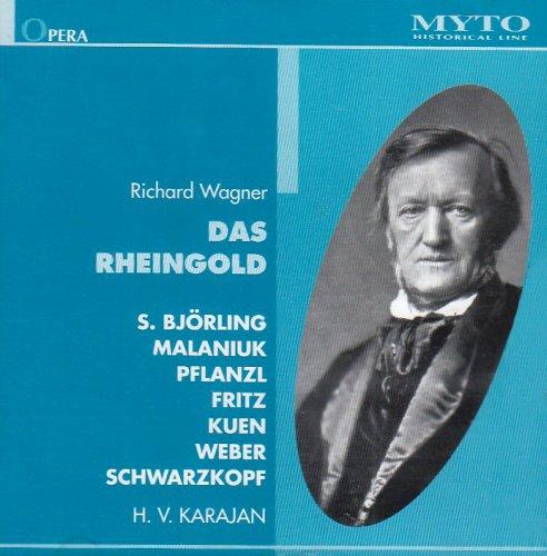 Das Rheingold (Intégrale)