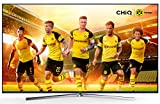 CHiQ U50Q5T 127cm (50 Zoll) 4K Fernseher (Ultra HD, Triple Tuner, Active HDR, Smart TV, Netflix, YouTube) [Energieklasse A+] Indigo Metal Design, 4.9mm Ultra Slim