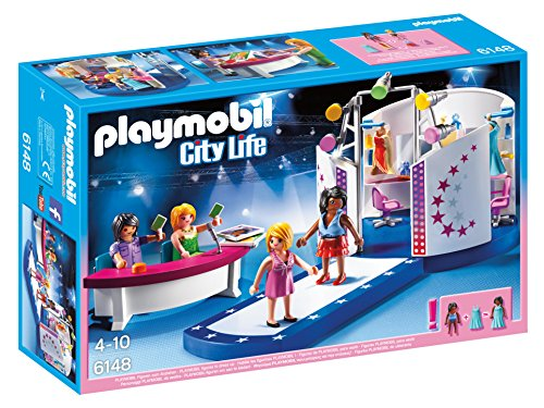 Playmobil - Pasarela de Moda 61480