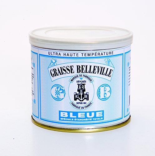 Etiquette BLEUE Boite de graisse 500g