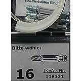 IKEA Ersatzteile Nr. 118331