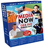 Nova MediaNow CD and DVD Burning Suite (PC)