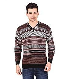 Trendy House Men's V-Neck and Comfortable Winter wear Sweater for Men
