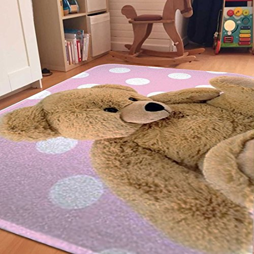 Tapis ULTRA DOUX TEDDY Tapis Enfants par House Of Kids