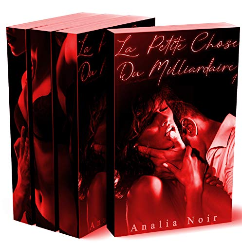 La Petite Chose Du Milliardaire (Tomes 1,2,3): [New Adult] par Analia Noir