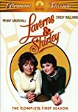 Laverne & Shirley: Complete First Season [Import USA Zone 1]