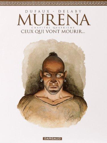Murena, tome 4 : fourreau
