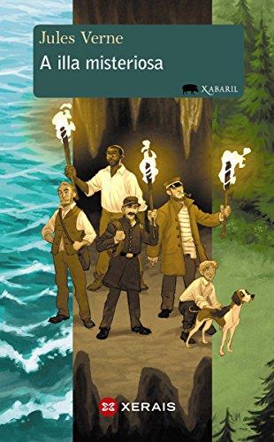 A illa misteriosa (Infantil E Xuvenil - Xabarín E-Book) por Jules Verne