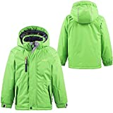 Kamik Jungen Hunter Kinderjacke, c Green, 122