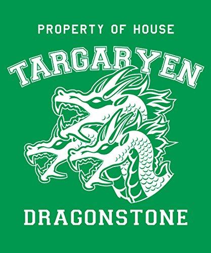 -- Property of House Targaryen -- Boys Kapuzenpullover Kelly Green