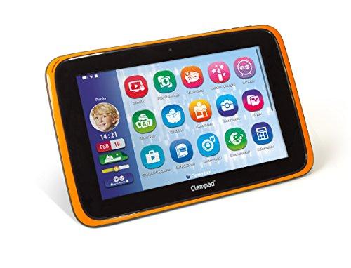 Preisvergleich Produktbild Clementoni 12076– Kinder-TabletClempad Pro 6.0Plus [Version 2016] - evtl. nicht in deutscher Sprache verfügbar