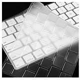 i-Buy Teclado Cubierta para Apple Magic Keyboard, Ultra Delgado Keyboard Cover TPU Pegatinas Teclado Skin...