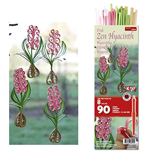Karen-Marie Set Zen Hyacinth Pink