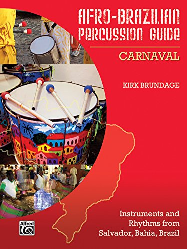 Afro-Cuban Percussion Guide, Bk 2: Carnaval