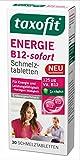 taxofit Energie B12-sofort Schmelztabletten, 30 Tabletten