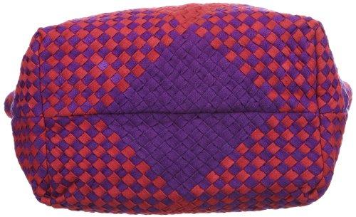 Antik Batik Elizabet, shoppers Violet - Violett (PURPLE)