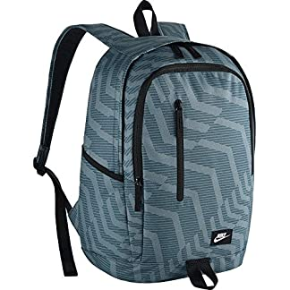 51y1MDozrjL. SS324  - Nike Nk All Access Soleday Bkpk-AOP Mochila, Unisex Adulto, Azul (Space Blue/Black/White), MISC