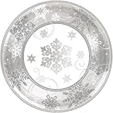 """Best Amscan Dining Tables - Amscan Party Paper Childrens Plates, White, 7"""" Review"""