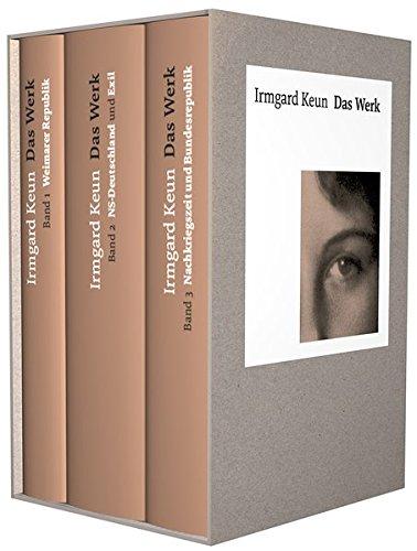 Das Werk (Bibliothek Wüstenrot Stiftung. Autorinnen des 20. Jahrhunderts)