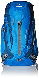 Deuter Unisex's ACT Trail 24 Backpack, Ocean-Midnight, 58 x 26 x 19 cm, 24 L