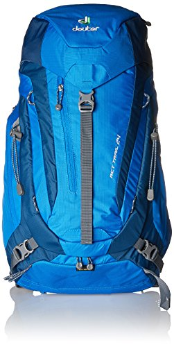 Deuter Rucksack ACT Trail, ocean-midnight, 58 x 26 x 19 cm, 24 Liter, 344011530330