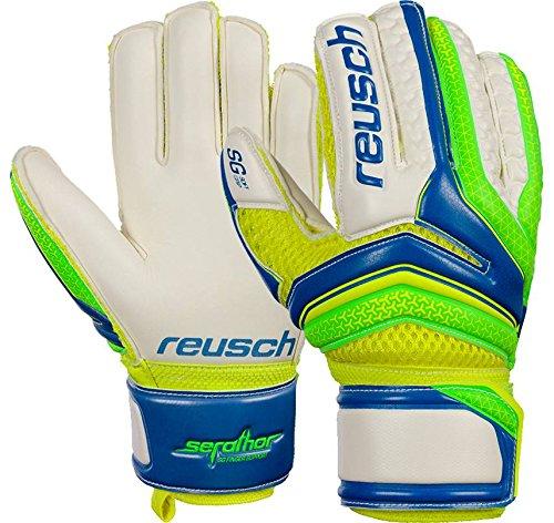 Reusch - Serathor - Guantes Portero - Electric Blue/Green