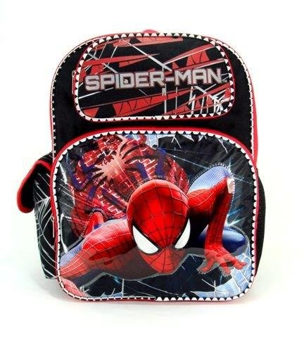 The Amazing Spider-Man 2 - Large 16 Backpack - Sticky Web