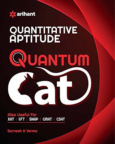 Quantitative Aptitude Quantum Cat 2018 (Old edition)