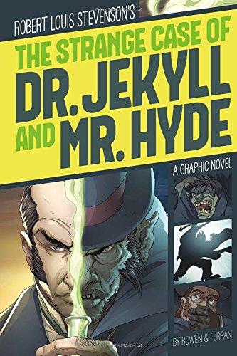 The Strange Case of Dr. Jekyll and Mr. Hyde (Graphic Revolve) por Robert Louis Stevenson