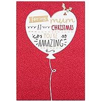 Hallmark Mum Christmas Card 'So Amazing' - Medium