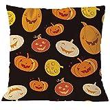 VEMOW Heißer Verkauf Halloween Kissen Abdeckung Decor Kissenbezug Sofa Dekoration Taille Wurf Kissenbezug 18