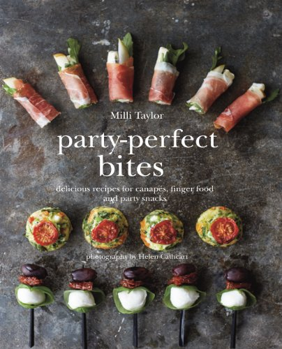 Party-Perfect Bites: Delicious recipes for canapés, finger food and party snacks - Salat Finger