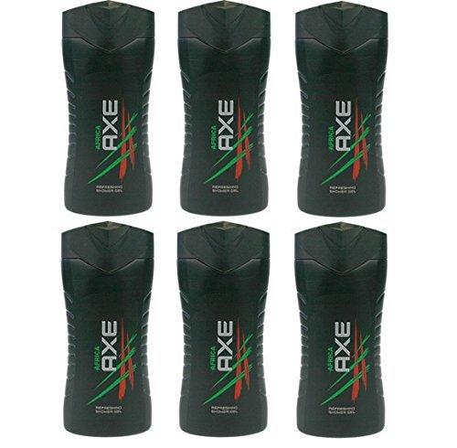 Axe Duschgel Africa 6 * 250ml