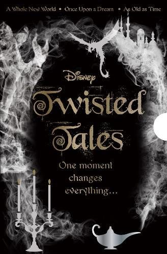 Disney Twisted Tales (3book Fiction Slipcase) (Paperback)