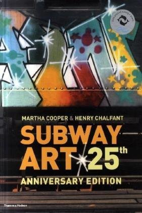 Subway art : 25th anniversary
