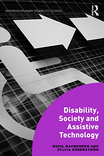 Disability, Society and Assistive Technology (Interdisciplinary Disability Studies) (English Edition)